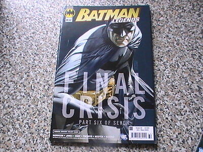 Batman Legends  # 32 : Titan Comics Uk