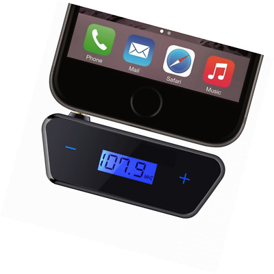 FM Transmitter Car Kit Upgraded Version Unleash Trapezoid 3.5 mm | FAST DELIVERY