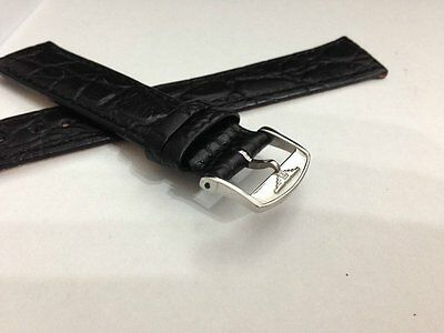 Slim Leather Watch Straps For Longines,3 Color Buckles,18Mm,20Mm,brown,black