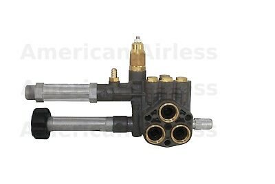 Pressure Washer Pump Head Annovi Reverberi SRMW2.4G28   (Not Full Pump)