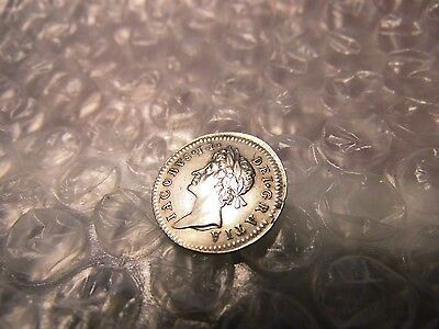 Great Britain 1686 Maundy Threepence AU Silver Coin ON SALE NOW SAVE BIG $$$