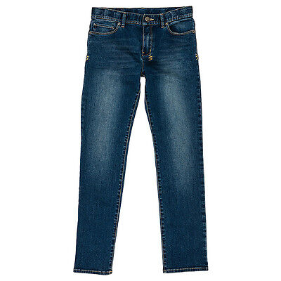 Ksubi Kid Re-Hash Unisex Jeans Blue 3 6 16  Boys Girls Womens Children Fast Ship