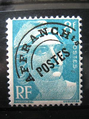 Timbres Preobliteres France-N° 101 Neuf** Sans Trace De Charniere