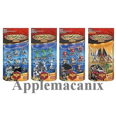 NEW Heroscape Wave 1 Malliddon's Prophecy Complete Set Roman/Orcs/Vipers/Heroes