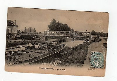 CPA 60 - Thourotte - le pont