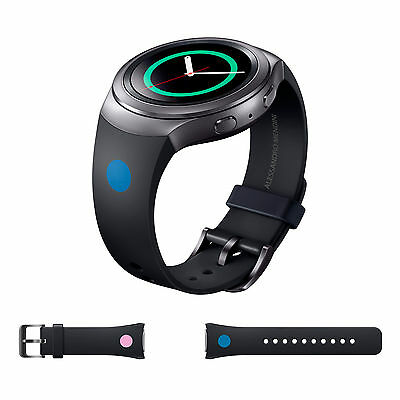 Genuine Official Gear S2 Band Mendini Design Edition - Black