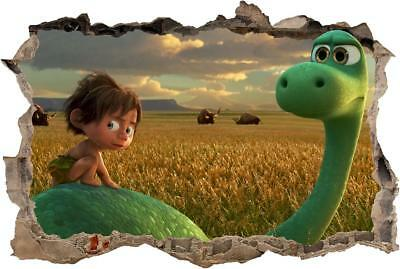 The Good Dinosaur Smashed Decal Graphic Wall Sticker Home Decor Art Mural H596