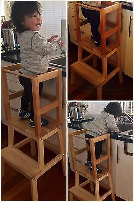Toddler Kitchen Helper/Learning Tower