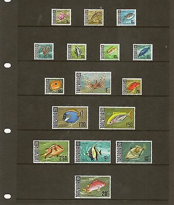 Tanzania Mnh 1965-91 Colln On (12) Hagner Sheets. Rich In Wildlife Issues