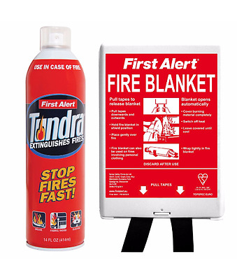 Kitchen Safety Pack First Alert Fire Safety Pack