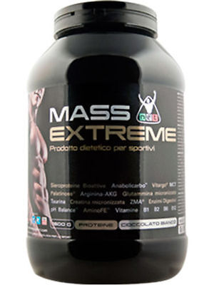NET INTEGRATORI MASS EXTREME - GAINER POST WORKOUT 1,5 Kg CIOCCOLATO !
