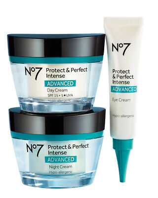 No7 protect & and perfect intense advanced serum in 15ml or 30ml