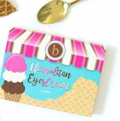 Beauty Bakerie Neapolitan EyesCream Palette 18g BNIB sweet 100% Authentic makeup
