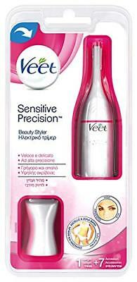 Veet Sensitive Precision Beauty Styler - Viso, Ascelle & Bikini (d2x)