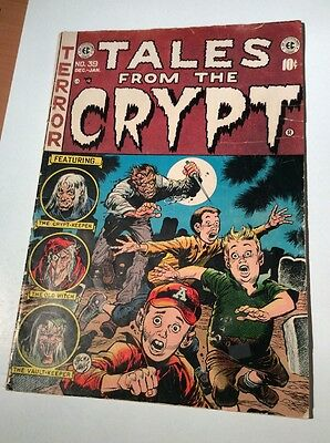 Tales From The Crypt # 39 1954 EC