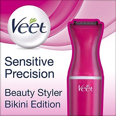 Veet Sensitive Precision Beauty Styler Bikini Edition, 1er Pack (1 X (o1N)