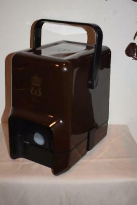 Vintage Retro Decor Wine Cask Cooler/chiller/wine Bag Holder Dispenser 1984