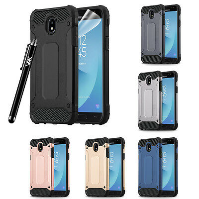 For Samsung Galaxy J5 2017 Case Luxury Rugged Armor Shockproof Bumper Hard Cover