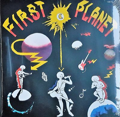 "First Planet - Top Of The World - 12"" Vinyl - Voodoo Funk"