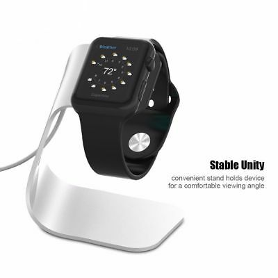 Smart Watch Stand Charging Support iWatch Dock Stand Holder Apple Watch Cradle
