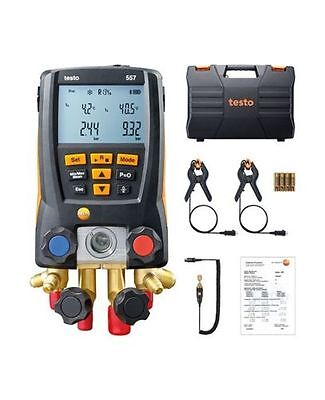 Testo 557 Digital Manifold 'With Sight Glass & Bluetooth'