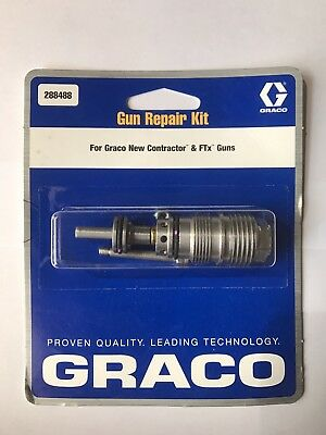 Genuine Graco Contractor Gun Repair Kit 288488 (Current Model)