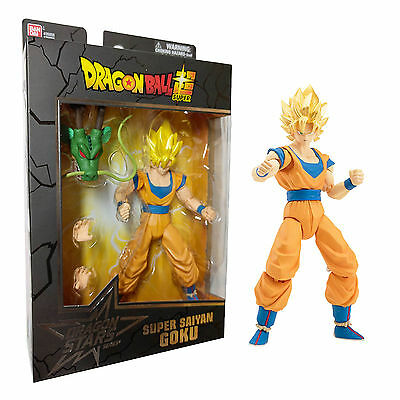 Dragon Ball Z Super Stars Super Saiyan Goku 6 Inch Action Figure NEW