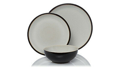 2 Denby Everyday Black Pepper 2 Side Plates  sc 1 st  PicClick & 2 DENBY EVERYDAY Black Pepper 2 Side Plates - £7.99 | PicClick UK