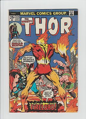 Thor #225 (July 1974, Marvel) FN (6.0) 1st App. of Firelord !!!!!!