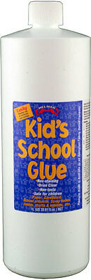 Helmar Kid's PVA School Glue 1L