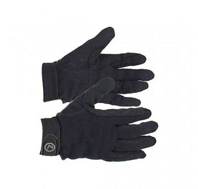 Cotton Polygrip Riding Gloves