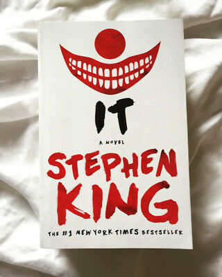 It by Stephen King Paperback ***NEW*** Free Shipping IN STOCK