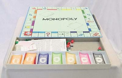 Vintage Monopoly Board Game#12206
