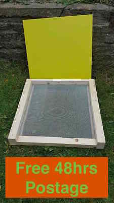 Open Mesh Hive Floor for National, Commercial and 14x12 hive – Assembled