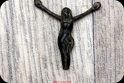 CRUCIFIX-German soldier's -lead---1212p