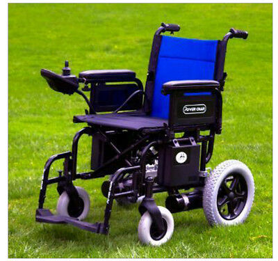 ♿ Nueva Silla de Ruedas Electrica Power Chair LITIO