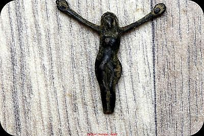 CRUCIFIX-German soldier's -lead----1212p