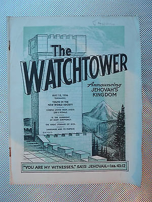 The Watchtower August 1 1957