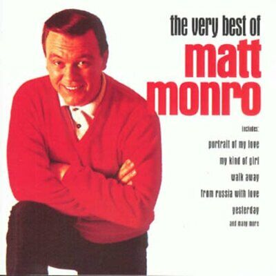 Matt Monro - The Very Best Of Matt Monro [CD]