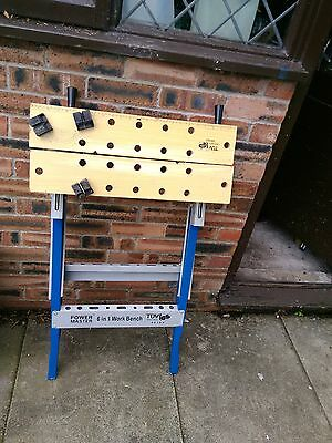 Powermaster Six in One, Small Work Bench.