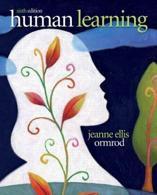 Human Learning (6th Edition) by Ormrod, Jeanne Ellis