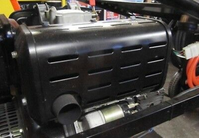 10hp. Exhaust for Diesel Pressure Washer. Replacement. Diesel Engine.