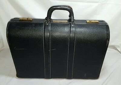 Antique Vintage Medical Storage Doctor Case by Stetson