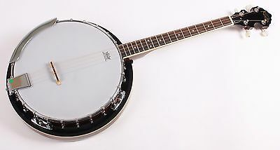 Banjo 17-fret, 4-string, with case, Koda. On sale now!