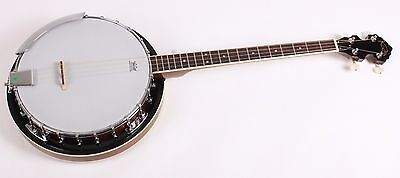 Banjo 19-fret, 4-string, Koda, with case. On sale now!