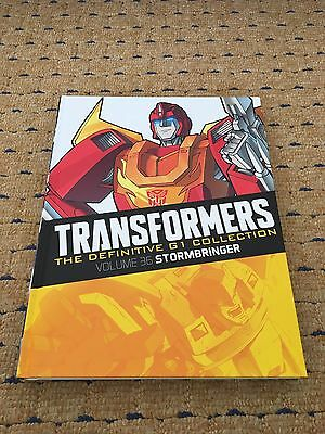 Transformers the Definitive G1 Collection Volume 36
