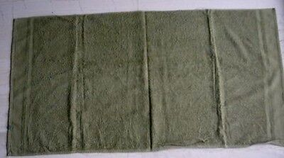 US ARMY TOWEL MODEL WWII or KOREA or VIETNAM WAR? CANNON MADE
