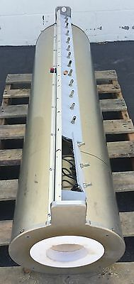 "Marshall Thermcraft Tube Furnace 5"" Opening 52"" Length Industrial Laboratory"