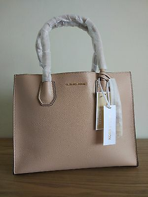 100% REAL MICHAEL Kors Mercer Large Leather Tote tags, MK