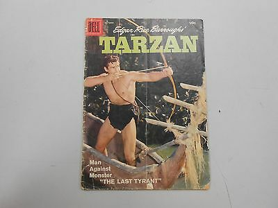 Tarzan #97! (1957, Dell)! GD/VG3.0+! Nice early silver age ERB reader! LOOK!
